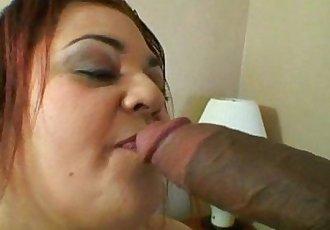 Fatty mature mama hungry boyfriend cock - 4 min