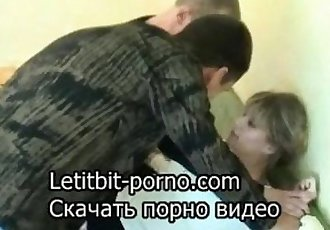 Two Young Guy Fuck Russian Milf