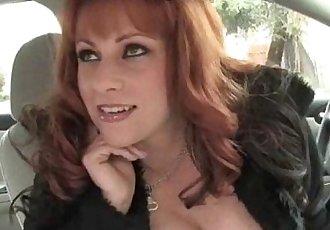 Cougar Seduces Black Dude - 5 min