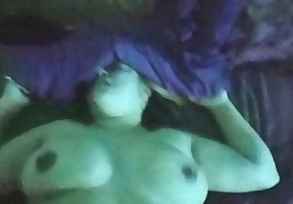 Hardcore Massive Big Tits Mexican Wife Gets Fucked Legs Spread Wide Open - 1 min 5 sec