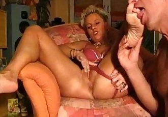 Real Wife Gets Fucked in the Ass - 6 min