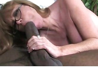 Just watching my mommy going black - Interracial Sex 9 - 5 min