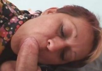 Wife gets mad when catches him fucking mother in law