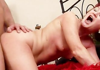 Sexy Esmeralda banged nice and hard