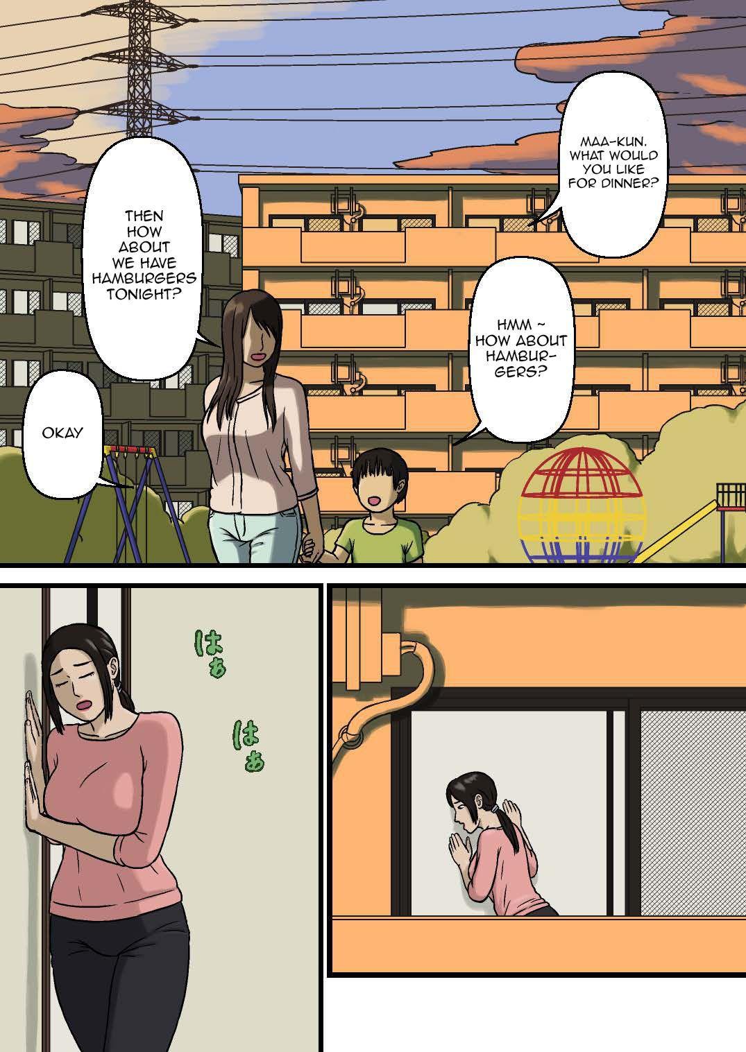 Ama Y Esclavo Porno hahaoya a sukebe na musuko - un madre en el manga porno pro